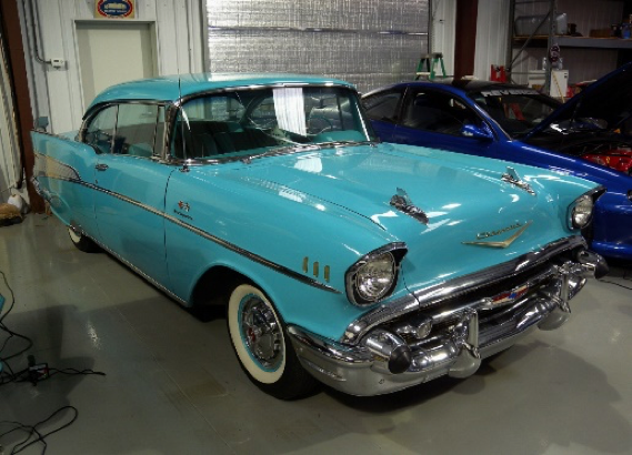 1957 Chevy Bel-Air