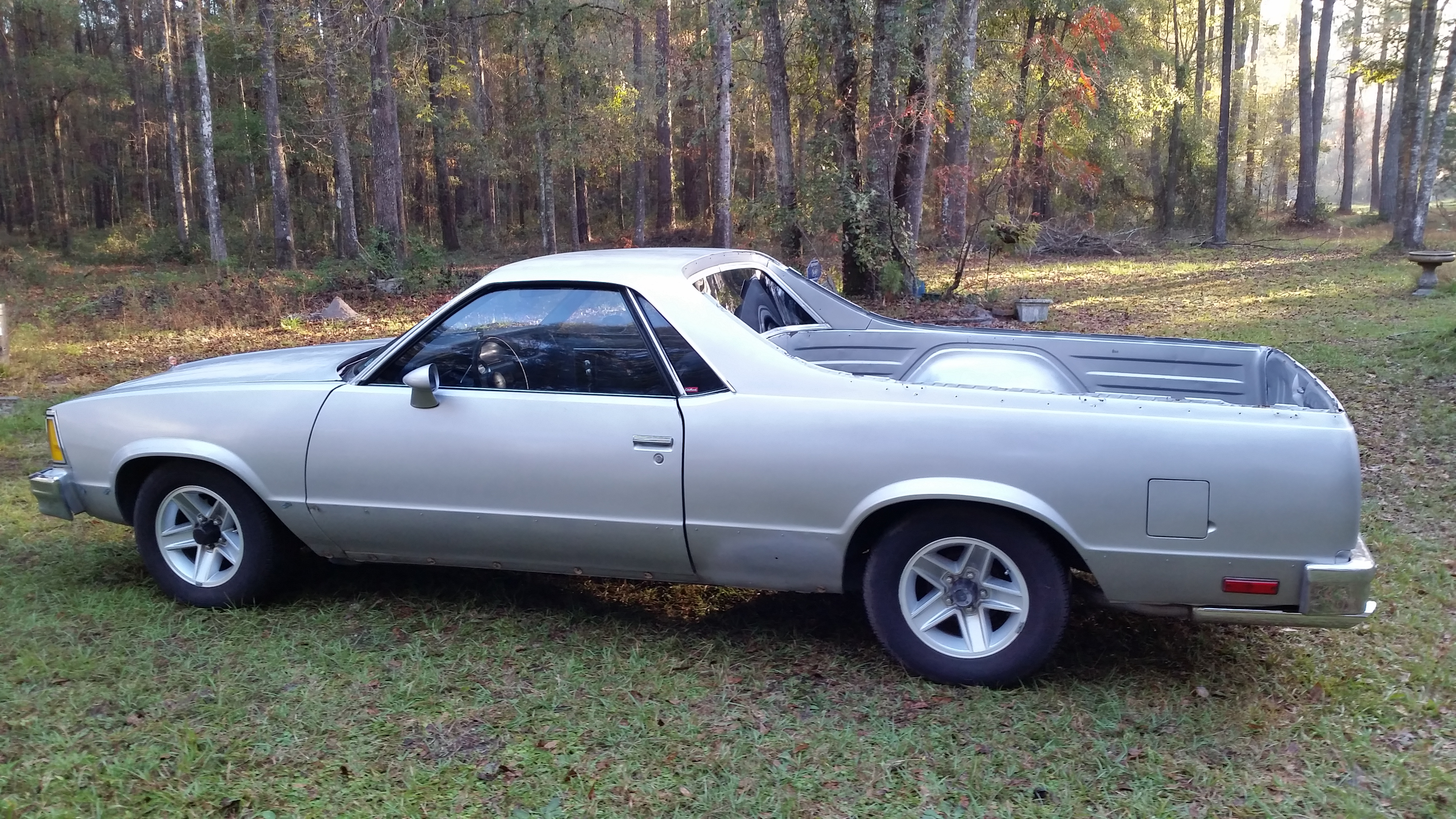 1981 Chevrolet El Camino Great American Open Road