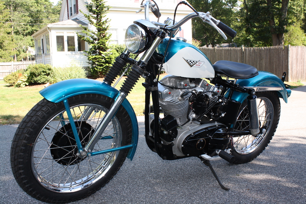 Motorcycles For Sale In Ma >> 1959 Harley-Davidson Sportster XLCH - Great American Open Road